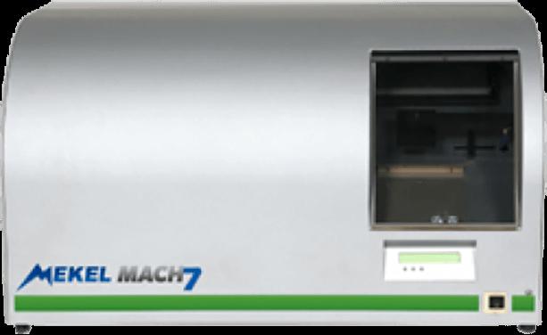 Mekel Mach 7 Fiche Scanner